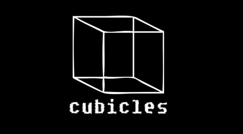 Cubicles – serie web | careta y grafismos