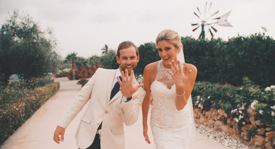 Jennifer & Ryan wedding Mallorca